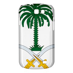 Emblem Of Saudi Arabia  Samsung Galaxy Express I8730 Hardshell Case  by abbeyz71