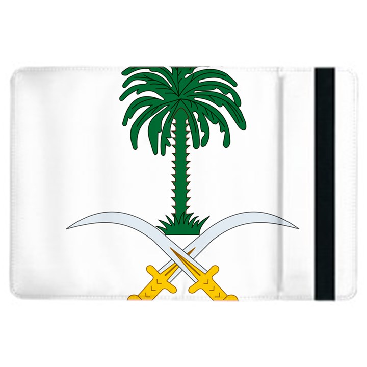 Emblem Of Saudi Arabia  iPad Air 2 Flip