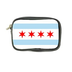 Flag Of Chicago Coin Purse