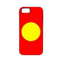 Flag Of Freetown Christiania Apple Iphone 5 Classic Hardshell Case (pc+silicone)