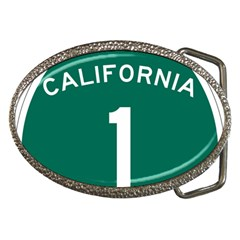 California 1 State Highway   Pch Belt Buckles by abbeyz71