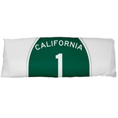 California 1 State Highway   Pch Body Pillow Case Dakimakura (two Sides) by abbeyz71