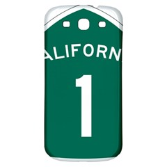 California 1 State Highway   Pch Samsung Galaxy S3 S Iii Classic Hardshell Back Case by abbeyz71