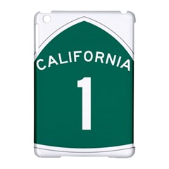 California 1 State Highway   Pch Apple Ipad Mini Hardshell Case (compatible With Smart Cover)