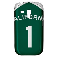 California 1 State Highway   Pch Samsung Galaxy S3 Mini I8190 Hardshell Case