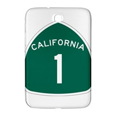 California 1 State Highway   Pch Samsung Galaxy Note 8 0 N5100 Hardshell Case