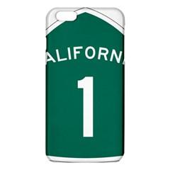 California 1 State Highway   Pch Iphone 6 Plus/6s Plus Tpu Case