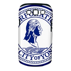 Seal Of Yonkers, New York  Samsung Galaxy S Iii Classic Hardshell Case (pc+silicone)