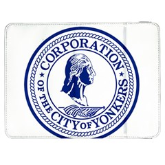 Seal Of Yonkers, New York  Samsung Galaxy Tab 7  P1000 Flip Case
