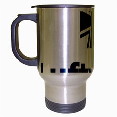 Luftwaffe Travel Mug (silver Gray)