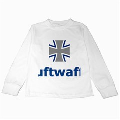 Luftwaffe Kids Long Sleeve T Shirts