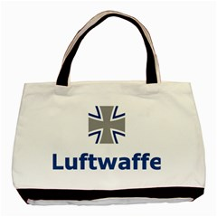 Luftwaffe Basic Tote Bag (two Sides)