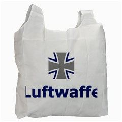 Luftwaffe Recycle Bag (one Side)