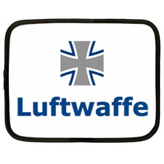 Luftwaffe Netbook Case (xl)