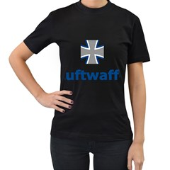 Luftwaffe Women s T Shirt (black)