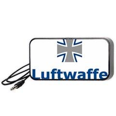 Luftwaffe Portable Speaker (black)  by abbeyz71