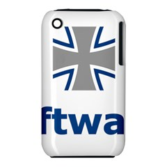 Luftwaffe Apple iPhone 3G/3GS Hardshell Case (PC+Silicone) by abbeyz71