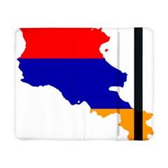 Flag Map Of Armenia  Samsung Galaxy Tab Pro 8 4  Flip Case