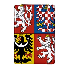 Coat Of Arms Of The Czech Republic Apple Ipad Mini Hardshell Case (compatible With Smart Cover)