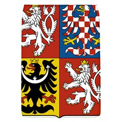 Coat Of Arms Of The Czech Republic Flap Covers (s)  by abbeyz71