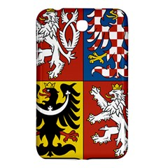 Coat Of Arms Of The Czech Republic Samsung Galaxy Tab 3 (7 ) P3200 Hardshell Case