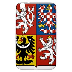 Coat Of Arms Of The Czech Republic Samsung Galaxy Tab 3 (8 ) T3100 Hardshell Case