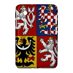 Coat Of Arms Of The Czech Republic Samsung Galaxy Tab 2 (7 ) P3100 Hardshell Case