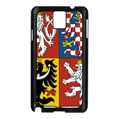 Coat Of Arms Of The Czech Republic Samsung Galaxy Note 3 N9005 Case (black)