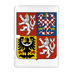 Coat Of Arms Of The Czech Republic Samsung Galaxy Note 10 1 (p600) Hardshell Case