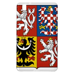 Coat Of Arms Of The Czech Republic Samsung Galaxy Tab Pro 8 4 Hardshell Case