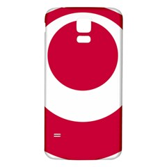 Emblem Of Okinawa Prefecture Samsung Galaxy S5 Back Case (white)