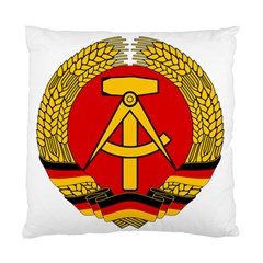 National Emblem Of East Germany  Standard Cushion Case (two Sides)