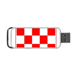 Coat Of Arms Of Croatia Portable USB Flash (Two Sides) by abbeyz71