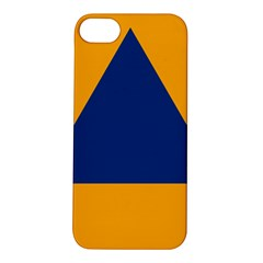 International Sign Of Civil Defense Roundel Apple Iphone 5s/ Se Hardshell Case
