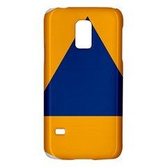 International Sign Of Civil Defense Roundel Galaxy S5 Mini