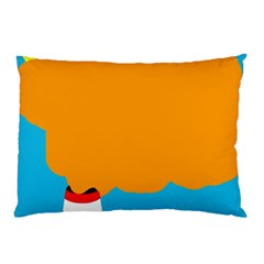 Chimney Pillow Case (Two Sides)