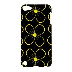 Yellow flowers Apple iPod Touch 5 Hardshell Case
