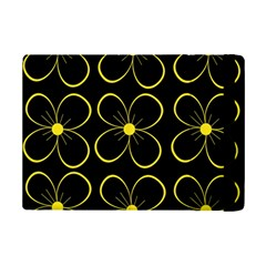 Yellow Flowers Ipad Mini 2 Flip Cases by Valentinaart