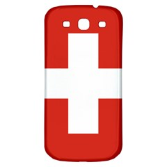 National Flag Of Switzerland Samsung Galaxy S3 S Iii Classic Hardshell Back Case