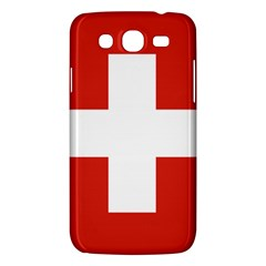 National Flag Of Switzerland Samsung Galaxy Mega 5 8 I9152 Hardshell Case
