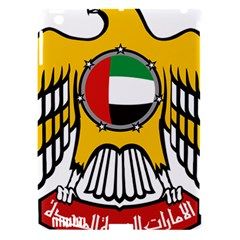 Emblem Of The United Arab Emirates Apple Ipad 3/4 Hardshell Case (compatible With Smart Cover)