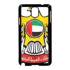 Emblem Of The United Arab Emirates Samsung Galaxy Note 3 Neo Hardshell Case (black)