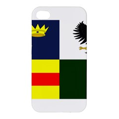 Four Provinces Flag Of Ireland Apple Iphone 4/4s Premium Hardshell Case
