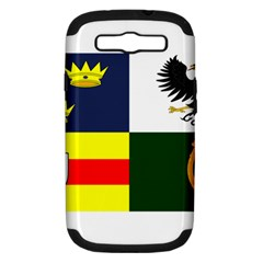 Four Provinces Flag Of Ireland Samsung Galaxy S Iii Hardshell Case (pc+silicone)