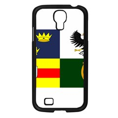 Four Provinces Flag Of Ireland Samsung Galaxy S4 I9500/ I9505 Case (black)