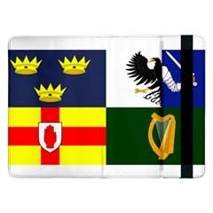 Four Provinces Flag Of Ireland Samsung Galaxy Tab Pro 12 2  Flip Case