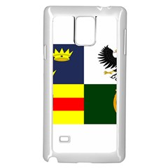 Four Provinces Flag Of Ireland Samsung Galaxy Note 4 Case (white)
