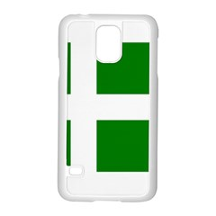 Flag Of Puerto Rican Independence Party Samsung Galaxy S5 Case (white)