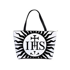 Society Of Jesus Logo (jesuits) Shoulder Handbags by abbeyz71