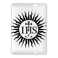 Society Of Jesus Logo (jesuits) Kindle Fire Hdx 8 9  Hardshell Case by abbeyz71